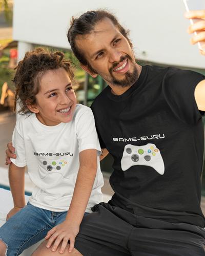 Gamer Tshirt Spot on Tee